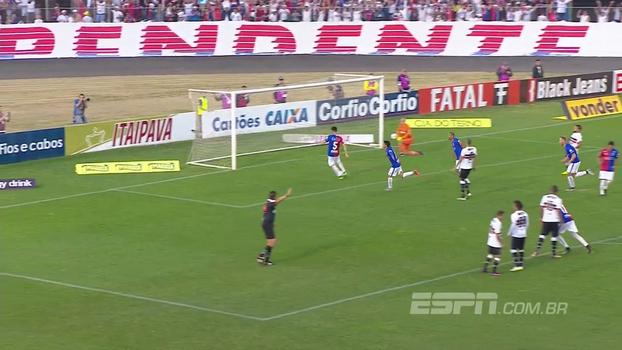 Veja os gols de Paraná 4 x 0 Santa Cruz