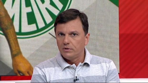 Mauro Cezar comenta busca palmeirense por centroavante e cita Barrios: 'Tem que recuperar esse cara'