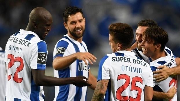 Português: Gols de Porto 3 x 0 Vitória de Guimarães