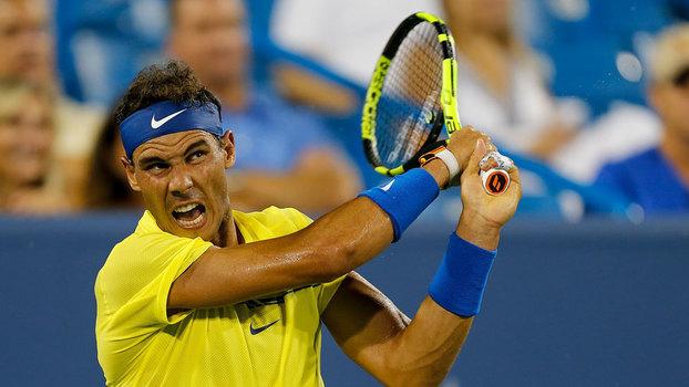 Masters 1000 de Cincinnati: Lances de Rafael Nadal 2 x 0 Richard Gasquet