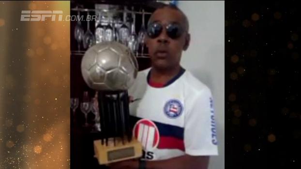 Relembre a carreira de Jésum, craque do Bahia vencedor da Bola de Prata em 1978