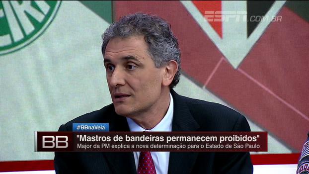 Promotor de Justiça de São Paulo mostra que resultados desse ano de torcida única tem agradado até as organizadas