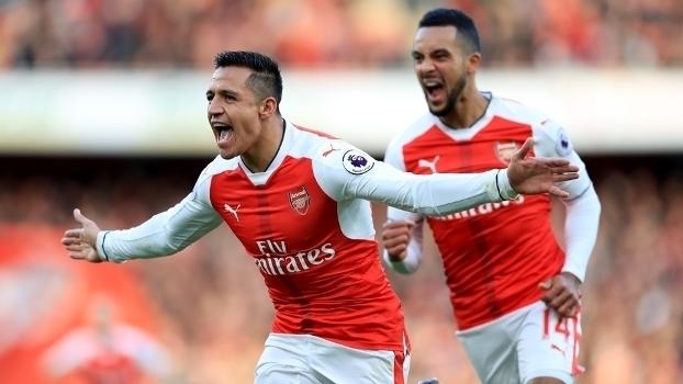 Premier League: Gols de Arsenal 3 x 1 Bournemouth