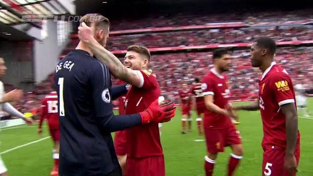Liverpool x De Gea: Natalie Gedra traz tudo sobre o empate no clássico da Premier League