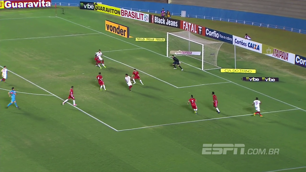 Série B: Gol de Vila Nova 1 x 0 Boa Esporte