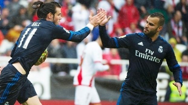 Assista aos gols da vitória do Real Madrid sobre o Rayo Vallecano por 3 a 2