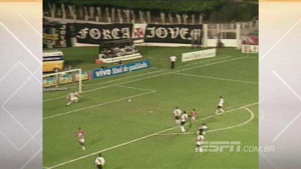 Há 10 anos, São Paulo contou com gols de Dagoberto e Hernanes para vencer o Vasco no RJ