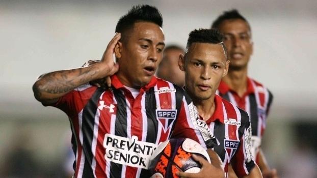 Paulista: Gols de Santos 1 x 3 São Paulo
