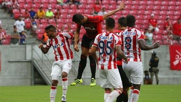 Confira os gols da vitória por 2 a 1 do Náutico sobre o Sport