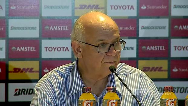 Romildo Bolzan destaca jogo coletivo do Lanús e diz o que espera da final: 'Muito dura'