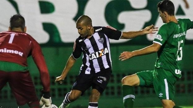 Primeira Liga: Gols de Chapecoense 2 x 2 Atlético-MG