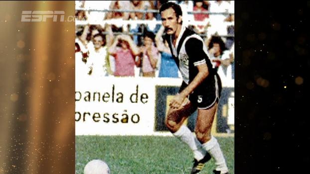 Relembre a história do 'Califa das Alterosas', ídolo do América-MG que venceu a Bola de Prata em 1973