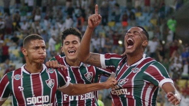 Copa do Brasil: Gols de Fluminense 3 x 0 Goiás