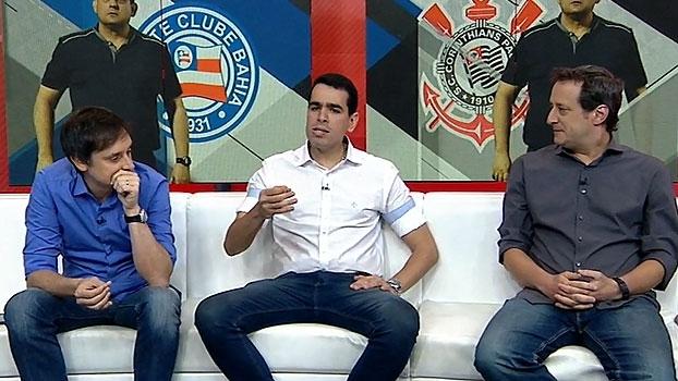 Presidente do Bahia comemora permanência do Vitória na Série A: 'Que termine em 16º todos os anos'
