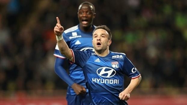Francês: Gols de Monaco 1 x 3 Lyon