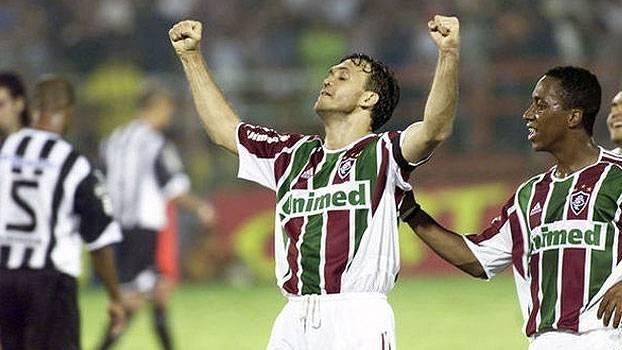 Em 2005, pintura de Petkovic começou virada incrível do Fluminense no jogaço contra o Santos