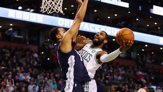 Veja lances da vitória do Boston Celtics sobre o Denver Nuggets por 124 a 118 pela NBA