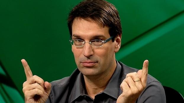 Arnaldo Ribeiro elege o 'favoritaço' ao título do Brasileirão; assista