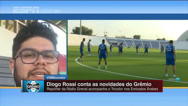 Repórter da Rádio Grenal conta plano do Grêmio para atacar  linha alta  do  Real a174346e6ad10