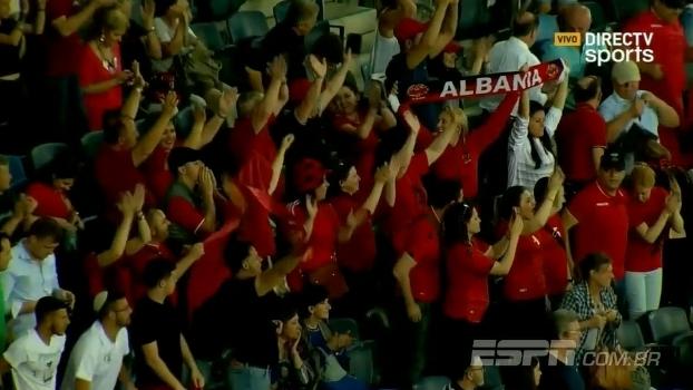 Israel recebe Albânia e perde por 3 a 0 pelas eliminatórias para a Copa do Mundo