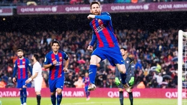 LaLiga: Gols de Barcelona 3 x 0 Sevilla
