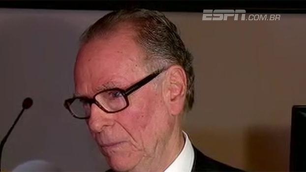 Nuzman fala de escândalos no esporte brasileiro: 'Deverão ser tratados dentro de medidas cabíveis'