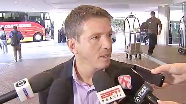 Com Juninho Paulista, comissão técnica e primeiros jogadores iniciam preparação para Copa América