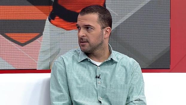 Para Zé Elias, Zé Ricardo demonstra certa insegurança: 'Precisa ser mais duro com alguns jogadores'