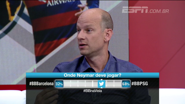 Maxwell, exigências, fair play financeiro e opinião: Stéphane Darmani dá detalhes de possível ida de Neymar ao PSG