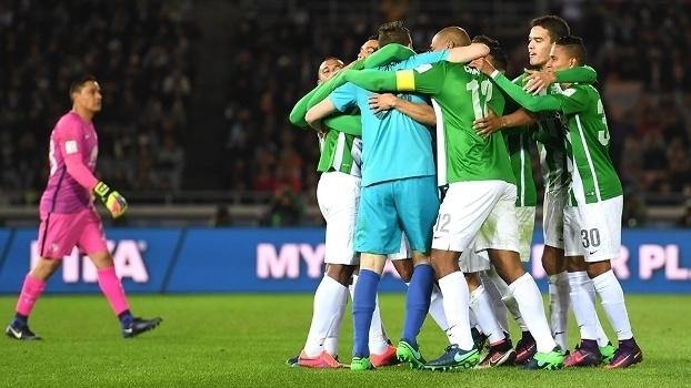 Veja os gols da vitória do Atlético Nacional sobre o América-MEX nos pênaltis pelo Mundial de Clubes