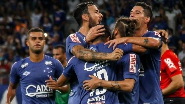 Copa do Brasil: Gols de Cruzeiro 3 x 0 Murici-AL