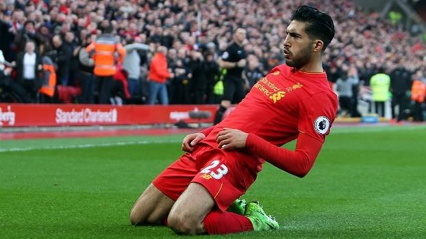 Vitória de virada do Liverpool e empate do City em casa: o que rolou até agora na 28ª rodada da Premier League