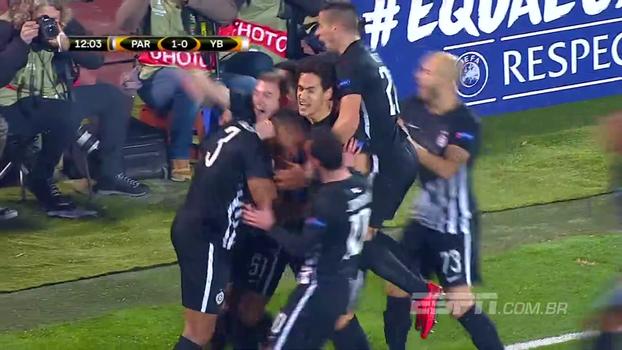 Partizan Belgrado vence, empurra Young Boys para a lanterna e se aproxima da vaga