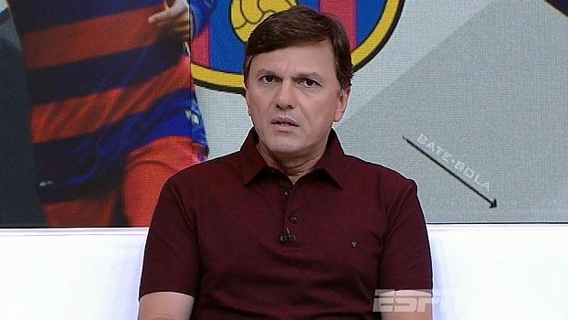 Mauro analisa vitória do Barcelona e critica arbitragem: 'Achei mais constrangedor do que espetacular'