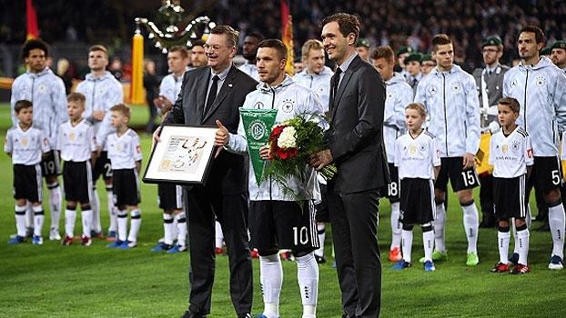 Assista aos melhores momentos da vitória da Alemanha sobre a Ingaterra por 1 a 0!