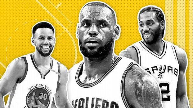 Palpites e apostas para a temporada no 'NBA Countdown Brasil'