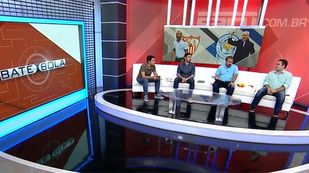 Bertozzi analisa desempenho de Ganso no Sevilla