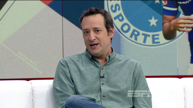 Gian analisa São Paulo x Cruzeiro: 'Diferença da importância do jogo para os dois times é grande'