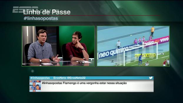 Mauro entende bronca de botafoguense com Bruno Silva: 'Se não for o Real Madrid, o torcedor não vai engolir'
