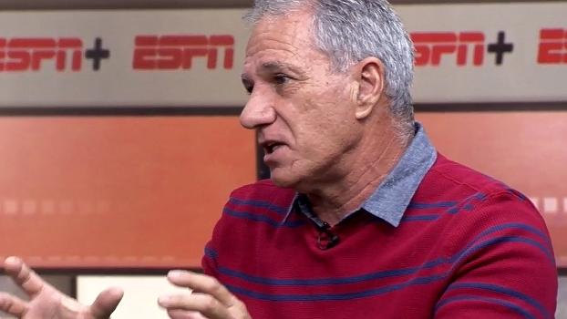 Zé Sérgio destaca regularidade do Corinthians e vê São Paulo 'bagunçado' na Arena