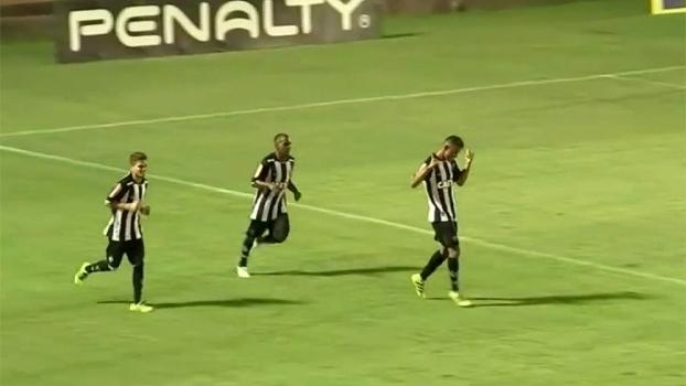 Copa São Paulo: Gols de Atlético-MG 3 x 2 Novoperário-MS
