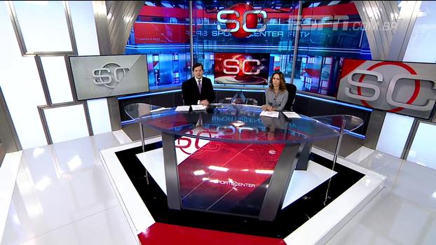E homenagem às vítimas de Barcelona, SportsCenter começa com um minuto de silêncio