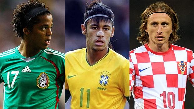 Grupo A: Tudo dando certo para o Brasil, trio talentoso da Croácia, e México sem medo