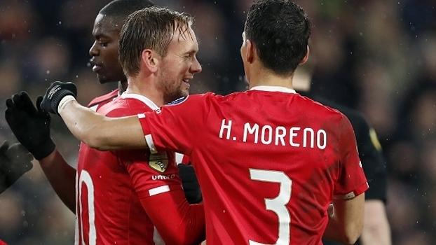 PSV Eindhoven goleia Roda e se recupera de derrota em clássico