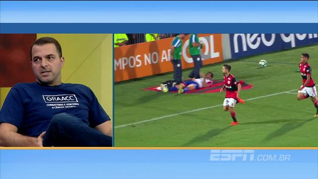 Zé Elias prefere zaga mesclada de experiência e juventude no Flamengo