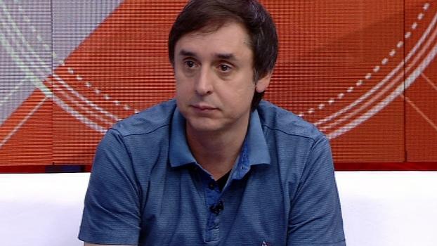 Tironi elogia comportamento da torcida do Palmeiras durante o 3 a 0   Não  teve c7b9d13a55a58
