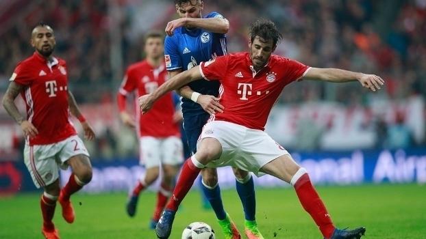 Bundesliga: Melhores momentos de Bayern de Munique 1 x 1 Schalke 04