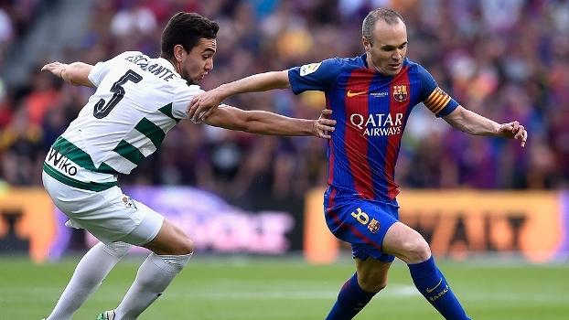 LaLiga: Gols de Barcelona 4 x 2 Eibar