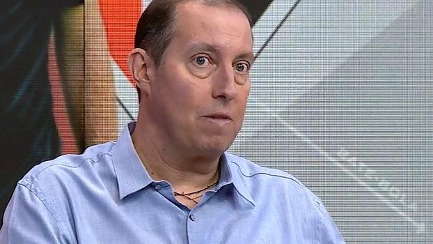 Eduardo Affonso relembra respaldo de Juvenal a Muricy e diz: 'Não vejo o Leco tão fechado com o Rogério'