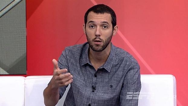 Hofman analisa tropeço do Atlético-PR na Libertadores: 'Falhou muito no setor defensivo'